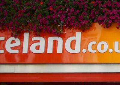 Iceland Supermarket - Taxis Dartford