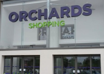 The Orchards Shopping Centre - Taxis Dartford