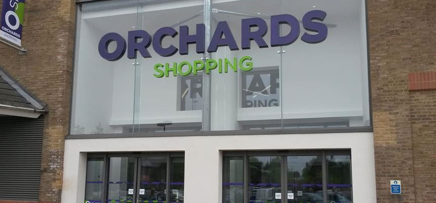 Orchards Shopping Centre - Taxis Dartford