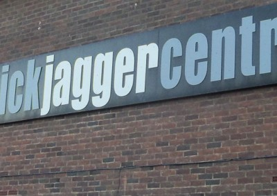 The Mick Jagger Centre - Taxis Dartford