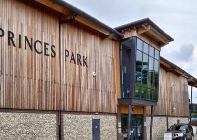 Princes Park Stadium - Dartford Football Club - Taxis Dartford