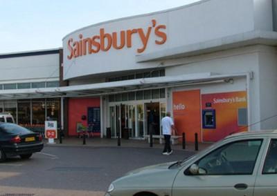 Sainsburys Dartford - Taxis Dartford