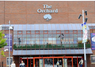 The Orchard Theatre - Taxis Dartford